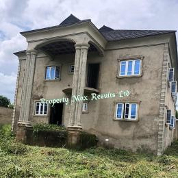 5 bedroom Detached Duplex House for sale Ajara, along Akobo - Olorunda abaa road Ibadan Oyo