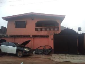 5 bedroom Detached Duplex House for sale Near Dideolu Court Ogba Bus-stop Ogba Lagos