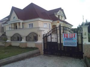 5 bedroom Massionette House for rent Main Street Maitama Abuja