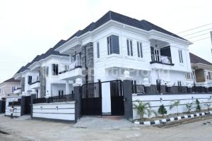 5 bedroom Terraced Duplex House for sale 12 University Street Sangotedo Ajah Lagos