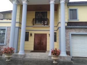 5 bedroom Detached Duplex House for rent Emperor Estate, By Monastery/shoprite Junction Sangotedo Lagos
