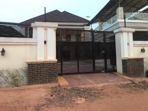 5 bedroom Detached Duplex House for sale Along Eagle Square Asaba Delta