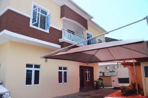 5 bedroom Semi Detached Duplex House for shortlet Chevy view  chevron Lekki Lagos