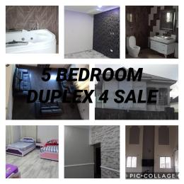 5 bedroom Detached Duplex House for sale Farm Road 2 Eliozu Port Harcourt Rivers