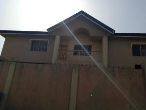 House for sale By Marcity bus stop Ago palace Okota Lagos