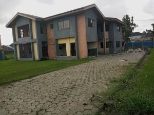 Detached Duplex House for sale Off Stadium Road Eliozu Port Harcourt Rivers