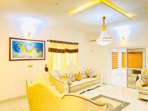 5 bedroom Detached Duplex House for shortlet Northern Foreshore Estate chevron Lekki Lagos