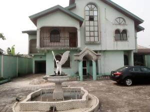 Detached Duplex House for rent NTA road Magbuoba Port Harcourt Rivers