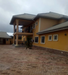 5 bedroom Detached Duplex House for sale sapele road Benin city Central Edo