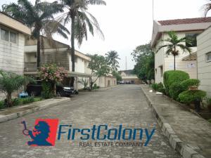 5 bedroom Semi Detached Duplex for rent Off Bourdillon Road Old Ikoyi Ikoyi Lagos