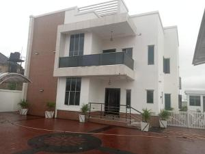 5 bedroom Detached Duplex House for sale Behind NTA  Asaba Delta