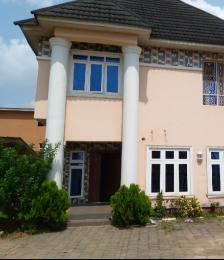 5 bedroom Detached Duplex House for rent Estate gate road off airport road.. irhirhi Oredo Edo