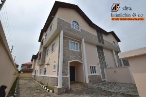 5 bedroom Flat / Apartment for rent Baale Street, Off Alpha Beach Road, Lekki, Lagos Lekki Lagos