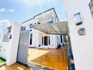 5 bedroom Detached Duplex House for sale Ikate elegwushi, osapa london Ikate Lekki Lagos