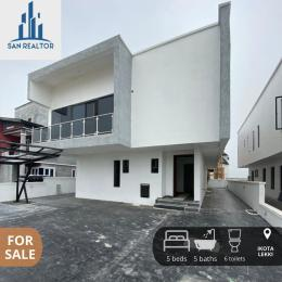 5 bedroom Detached Duplex House for sale Ikota Ikota Lekki Lagos