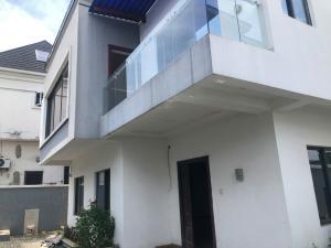 Detached Duplex for rent Osapa london Lekki Lagos