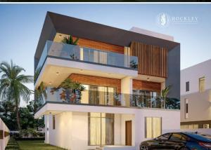 5 bedroom Detached Duplex House for sale By Mayfair Garden Estate Abijo Ajah Lagos