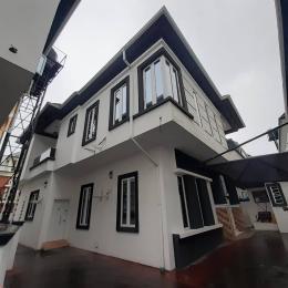 Detached Duplex House for sale Chevron Drive Lekki Lekki Phase 2 Lekki Lagos