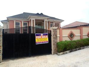 5 bedroom Detached Duplex House for sale Abeokuta Ogun State  Apakila Abeokuta Ogun