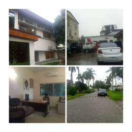 5 bedroom Office Space Commercial Property for rent Ademola Adetokunbo Victoria Island Lagos