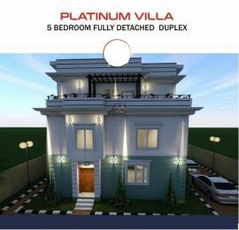 5 bedroom Detached Duplex House for sale Jabi Airport Road Jabi Abuja