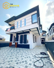 5 bedroom Detached Duplex House for sale Orchid Road, 2nd Toll gate Lekki Lagos