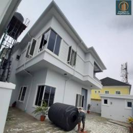5 bedroom Detached Duplex House for sale happyland Estate Sangotedo Ajah Lagos