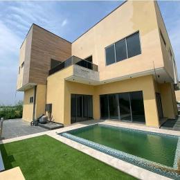 Detached Duplex House for sale Northern Foreshore Estate chevron Lekki Lagos