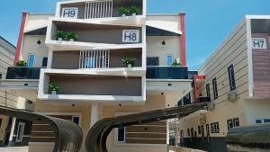 5 bedroom Detached Duplex House for sale Pantheon Smart Homes Chevron Lekki. chevron Lekki Lagos