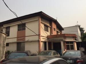Detached Duplex House for sale Off Adetokunbo Ademola  Ademola Adetokunbo Victoria Island Lagos