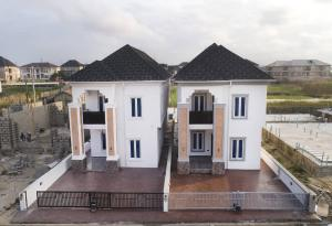 5 bedroom Detached Duplex House for sale Palm City estate, Ado Ajah Lagos