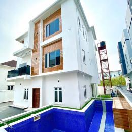 5 bedroom Detached Duplex House for rent Abraham adesanya estate Ajah Lagos