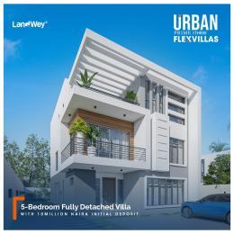 5 bedroom Detached Duplex for sale Abraham adesanya estate Ajah Lagos