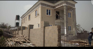 Detached Duplex House for sale Ologuneru, eleyele, ibadan Ibadan north west Ibadan Oyo