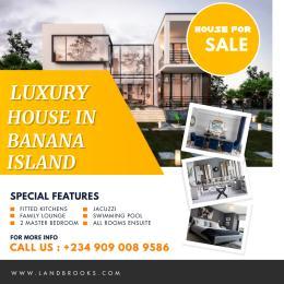 5 bedroom Detached Duplex House for sale Foreshore Estate Banana Island Ikoyi Lagos