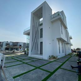 5 bedroom Massionette House for sale Osapa London  Osapa london Lekki Lagos