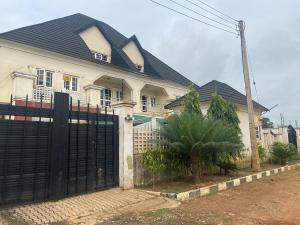 5 bedroom Semi Detached Duplex House for sale Gudu District. Next to NNPC Fuel station  Sub-Urban District Abuja