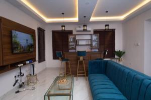 5 bedroom Semi Detached Duplex for shortlet Ikate Lekki Lagos