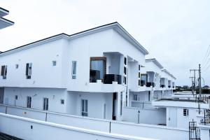 5 bedroom Semi Detached Duplex House for sale Osapa London  Osapa london Lekki Lagos