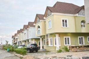 5 bedroom Semi Detached Duplex House for sale Royal Palm Villa Estate Behind Sangotedo Shoprite Along monastery Road Sangotedo Ajah Lagos