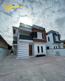 5 bedroom Semi Detached Duplex House for sale Lekki Phase 1 Lekki Lagos