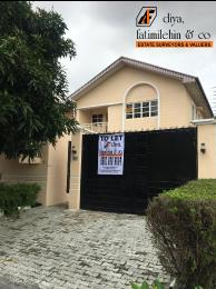 5 bedroom Semi Detached Duplex for rent Ninalowo Cresent Lekki Lekki Lagos