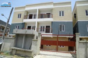 5 bedroom Semi Detached Duplex House for rent - Osapa london Lekki Lagos