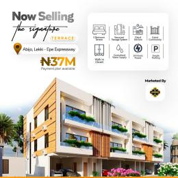 5 bedroom Terraced Duplex House for sale Abijo Ajah Lagos