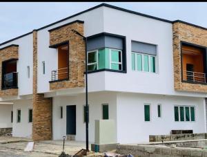 5 bedroom Semi Detached Duplex House for sale Atlantic Layout Estate Off Lekki-Epe Expressway Ajah Lagos