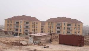 5 bedroom Terraced Duplex House for sale Lifestyle hub Guzape Abuja