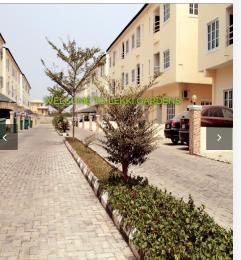 5 bedroom Terraced Duplex House for sale Canaan Road Lekki Gardens estate Ajah Lagos