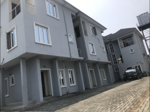 5 bedroom Terraced Duplex House for rent Lekki Phase 1 Lekki Lagos