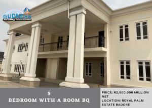 5 bedroom Detached Duplex House for rent Royal Palm Estate  Badore Ajah Lagos