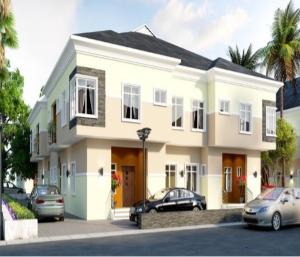 5 bedroom Semi Detached Duplex House for sale By Nike Art Gallery,ikate Elegushi, Lekki, Ikate Elegushi, Lekki, Lagos. Ikate Lekki Lagos